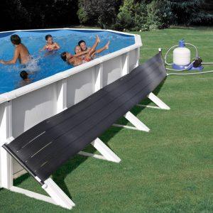 calentar piscina