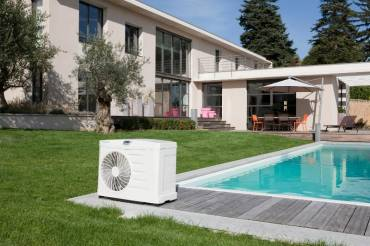 ¿Una bomba de calor para piscina? ¡Claro que sí!